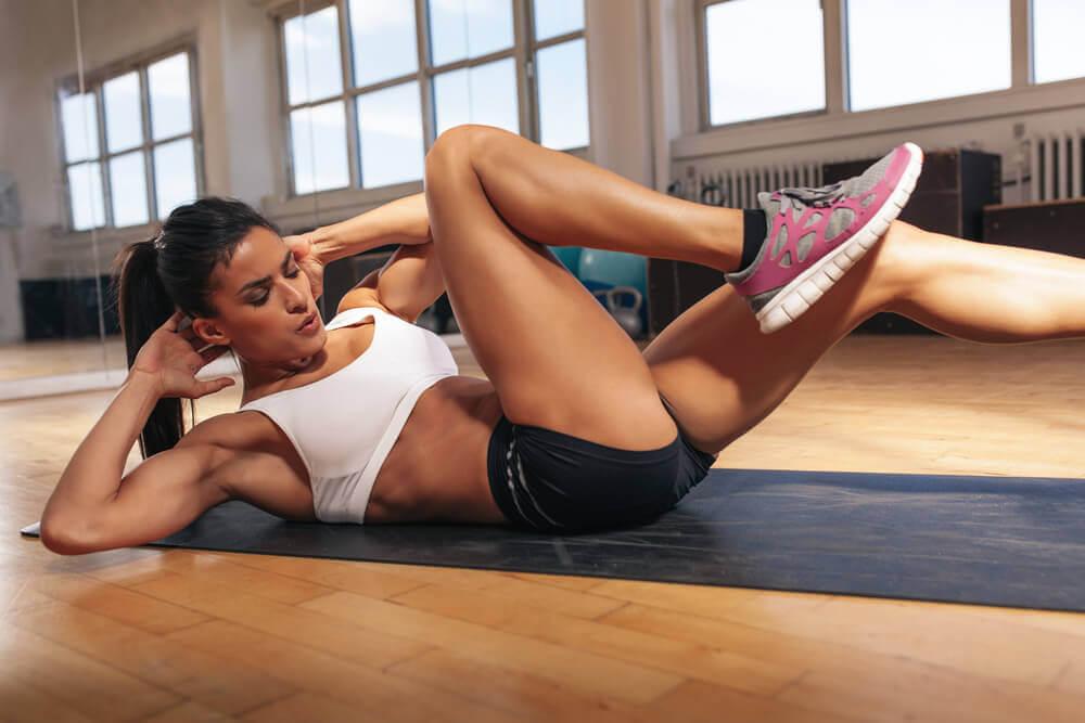 exercise myths abs