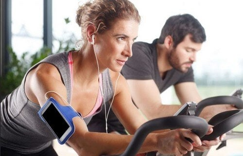 Health benefits of indoor cycling