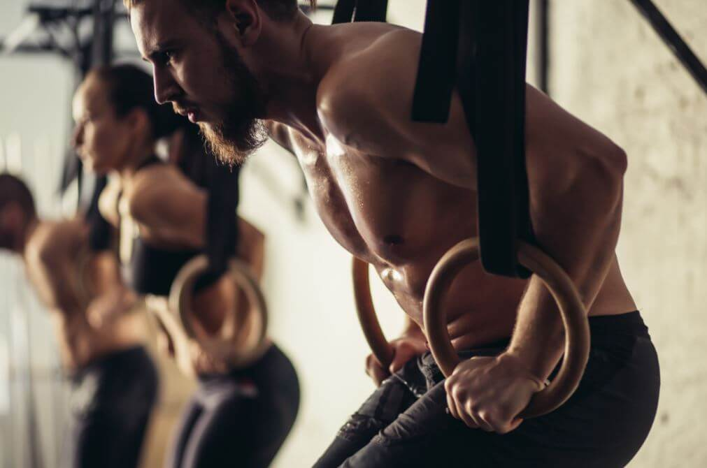 muscular dysmorphia affect