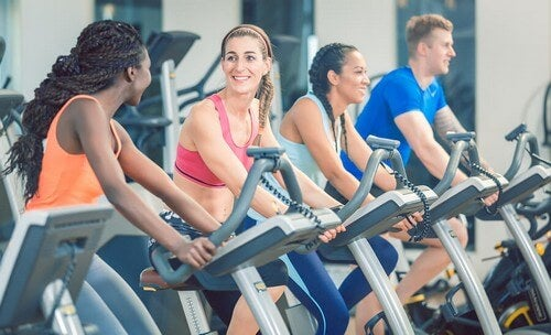 The Health Benefits of Indoor Cycling
