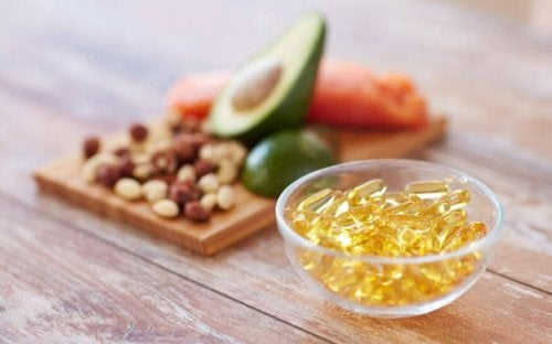 Omega three supplements legislation on sports nutrition