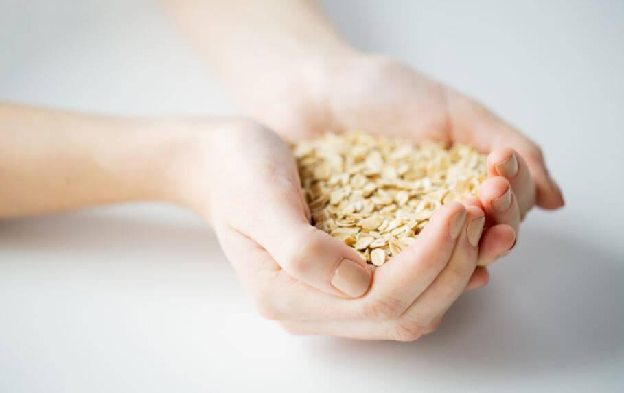 breakfast healthy oats