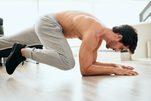 The Mountain Climber: an Exercise to Get you in Shape