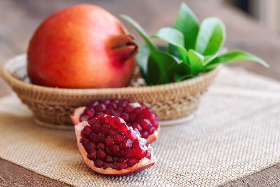 The Power of Pomegranate for our Athletic Performance