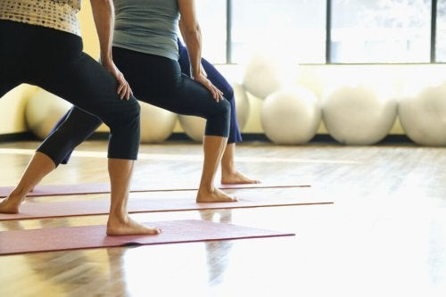 After a resting period, women can progressively start certain physical activities.