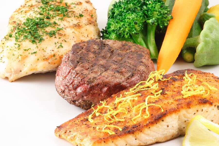 Protein Consumption for Optimal Physical Condition