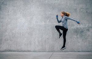 Adding jumps to you training routine can chage the way you exercise