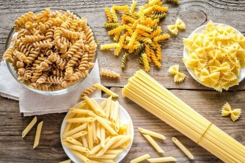 We need to eat both types of carbohydrates to stay healthy.