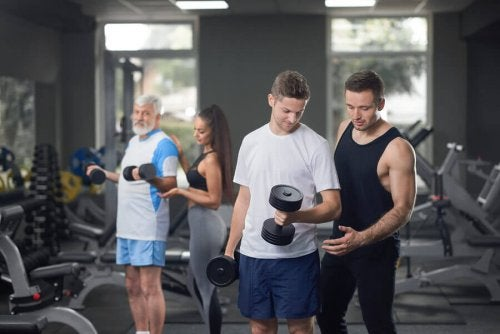 Tips and Ideas for Organizing a Gym
