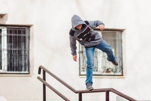 Parkour: The Rising Street Discipline