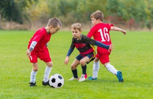 It's important to promote sportsmanship and encourage the incorporation of physical activity.