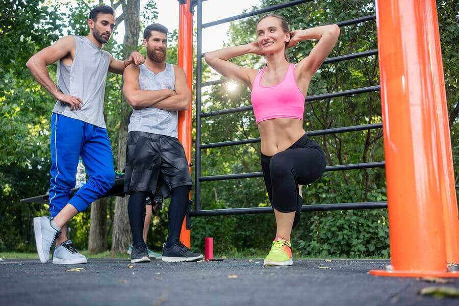Carve your Buttocks with the Bulgarian Squat