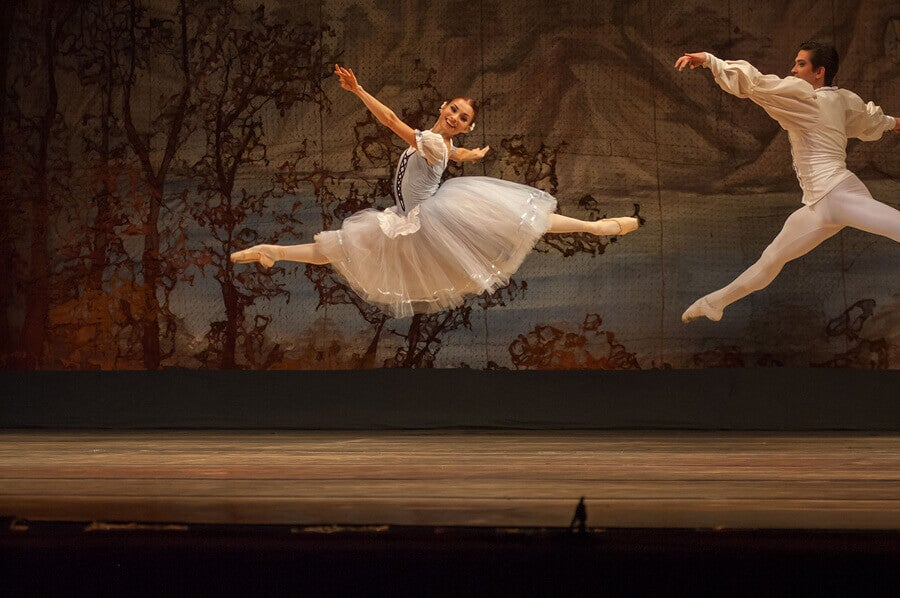 ballet strength