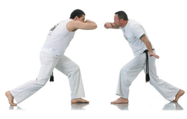 capoeira ginga