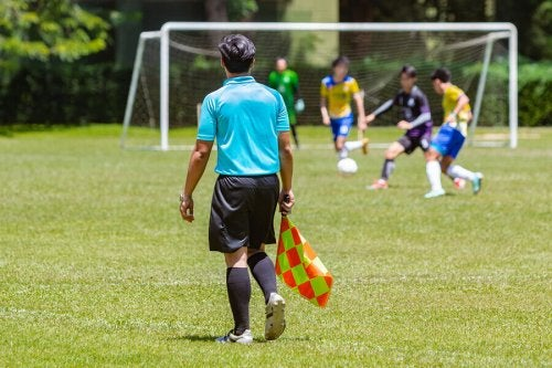 The Path to Becoming a Professional Referee