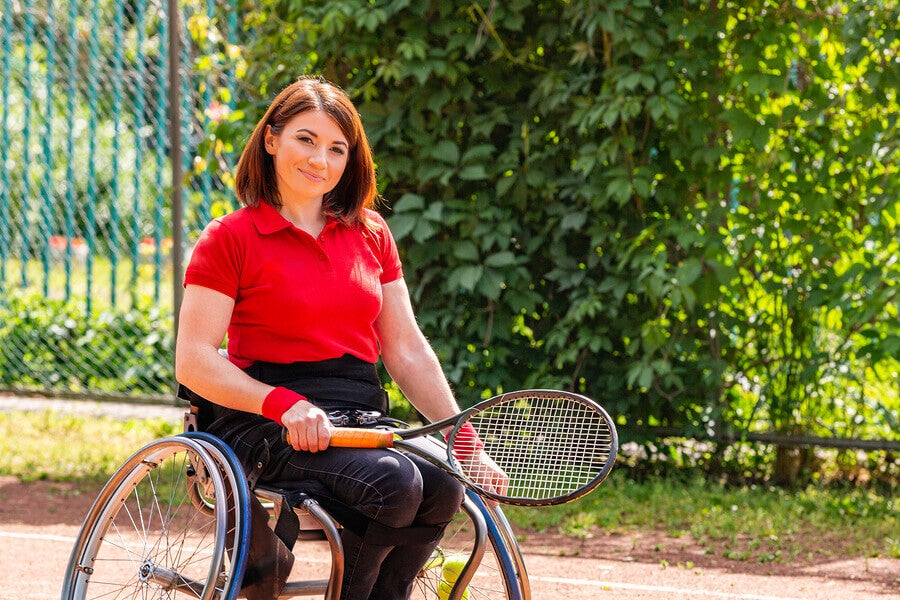 A disability doesn't need to be a reason to neglect sports.