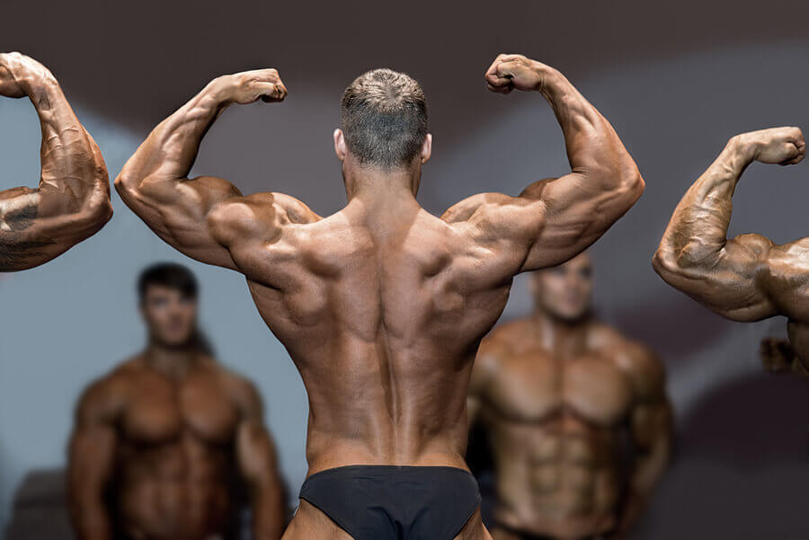 Bodybuilding is a way of life for its practitioners.