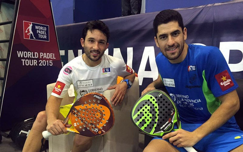 Both Gutierrez and Sanchez are among the best paddle players today.