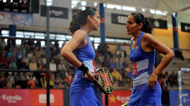 The Sánchez Alayeto sisters are amazing players