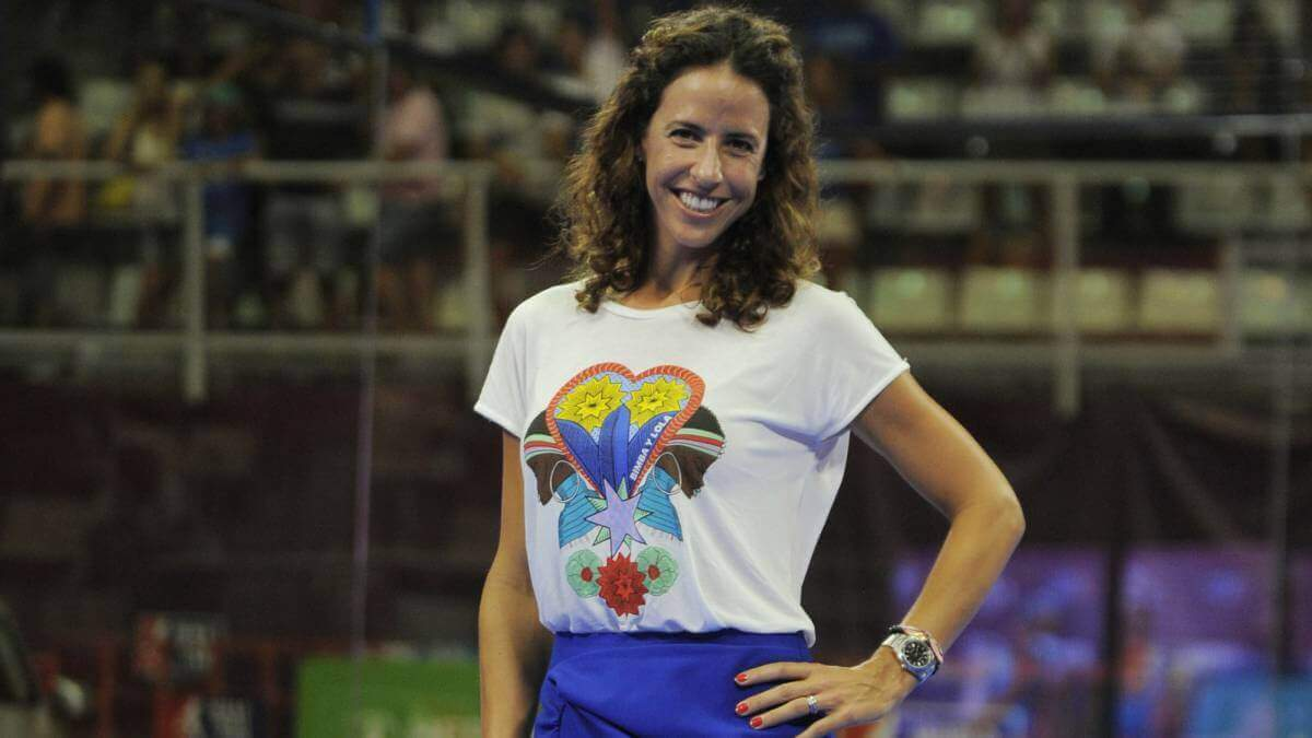 The female paddle experiences great growth thanks to players like Marta Marrero.