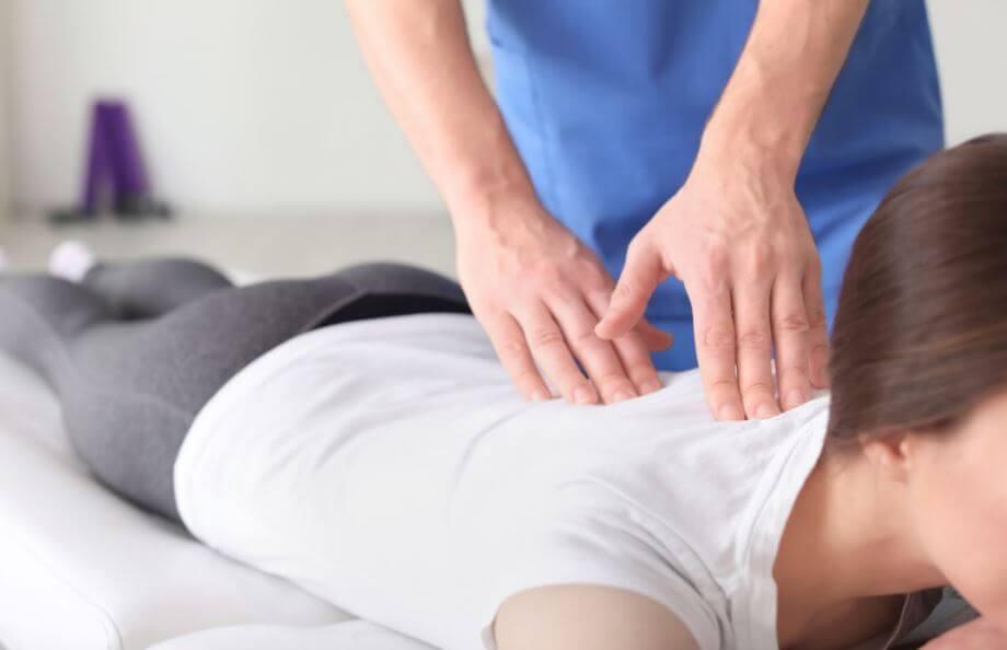 painful muscles massage