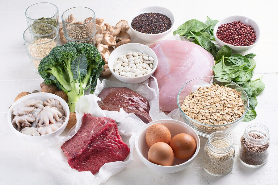 The Relationship Between Iron and Diet