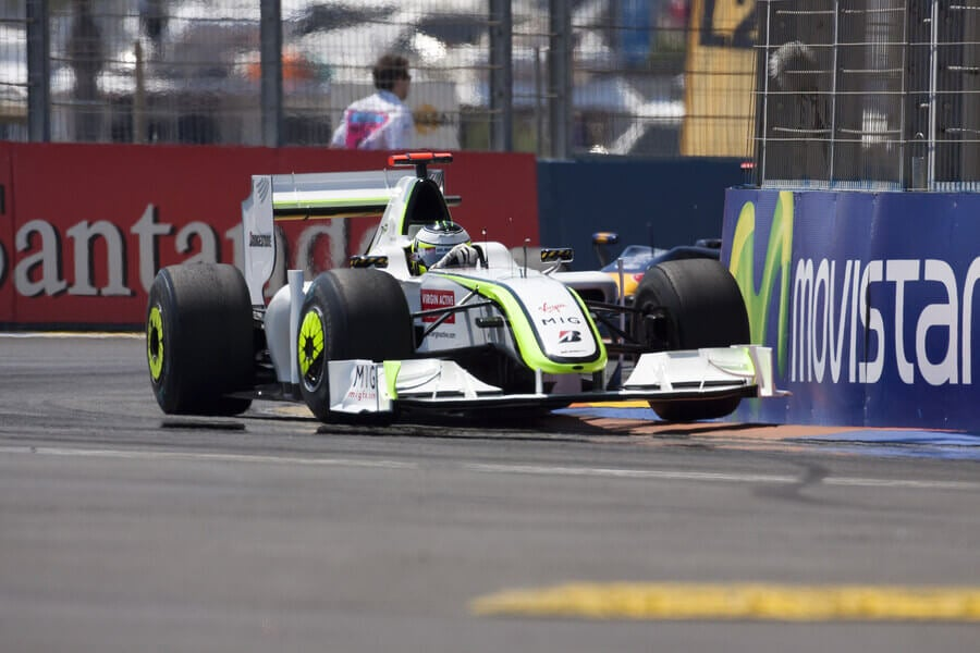 Brawn GP records