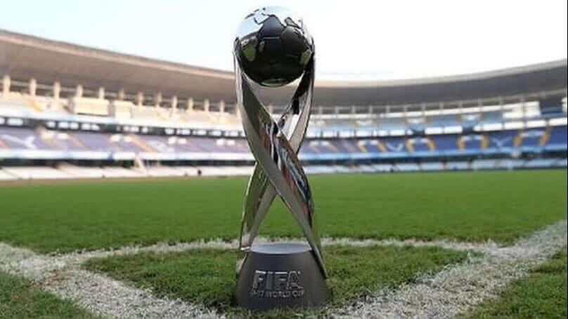 FIFA U 17 champions
