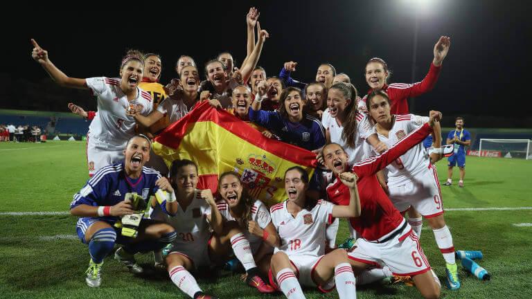 FIFA U 17 womens