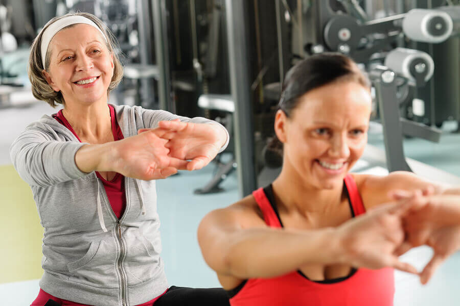 aging workouts