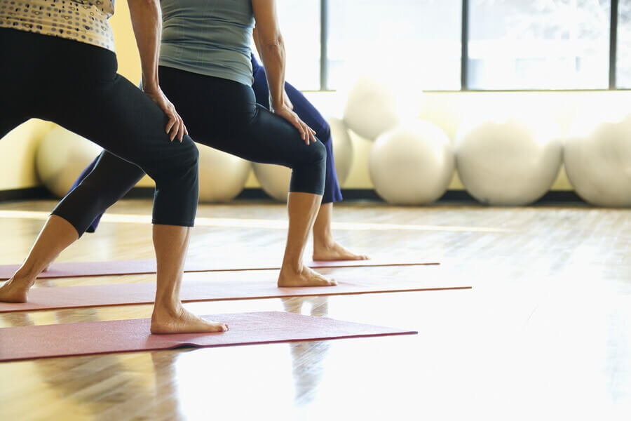 fitness trends yoga