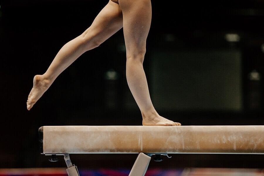 gymnastics womens events