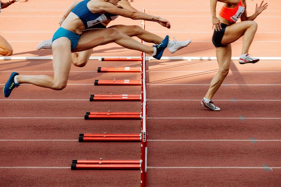 heptathlon 100m hurdle