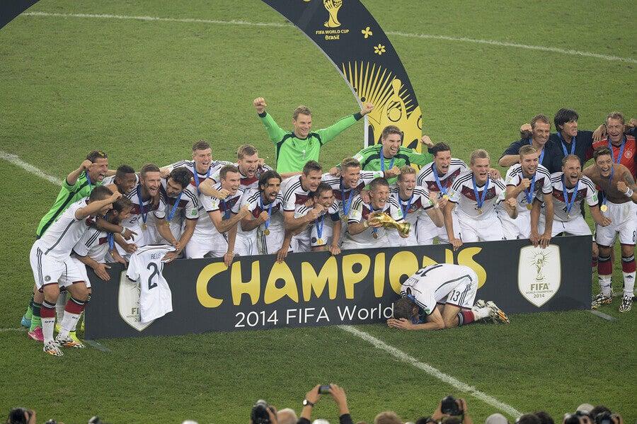 national soccer teams germany