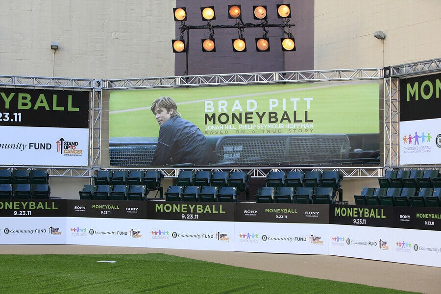sport movies moneyball