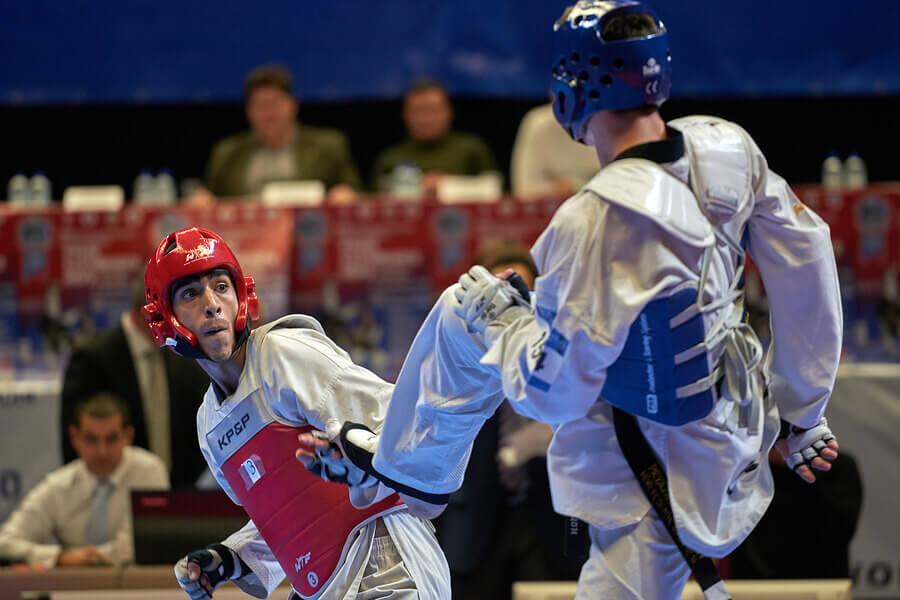 taekwondo points