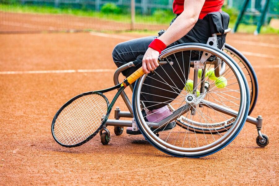 wheelchair tennis paralympics