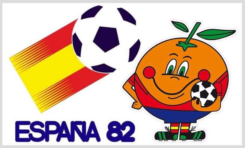 world cup mascot naranjito