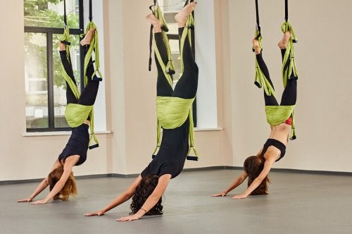 Group Suspension Pilates