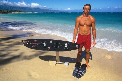 Laird Hamilton, what he said is included in athletes' quotes