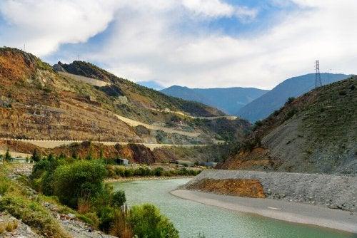 Coruh River, Turkey-