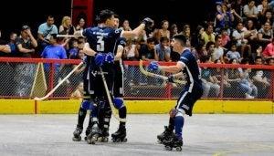 Roller hockey was a demonstration sport in 1992.
