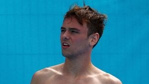 Thomas Daley is one of the best English athletes of all time.