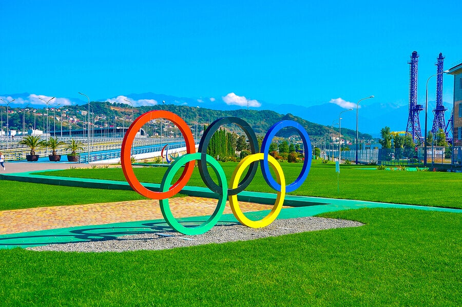 Rules and Sanctions of the International Olympic Committee