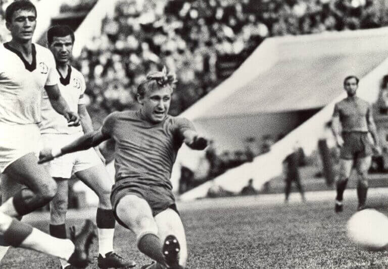 The Best European Soccer Players of the 20th Century