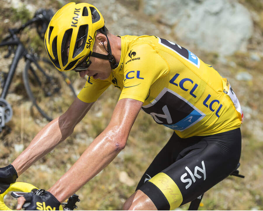 Chris Froome: A Cycling Legend