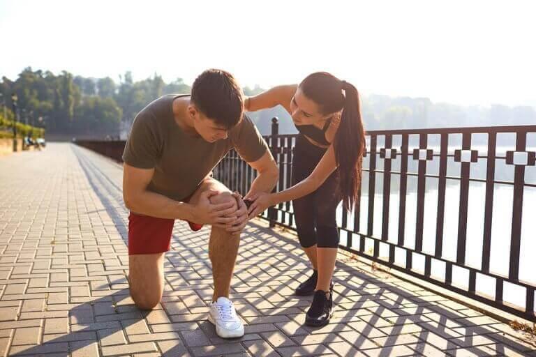 Sprains: Degrees and Treatment