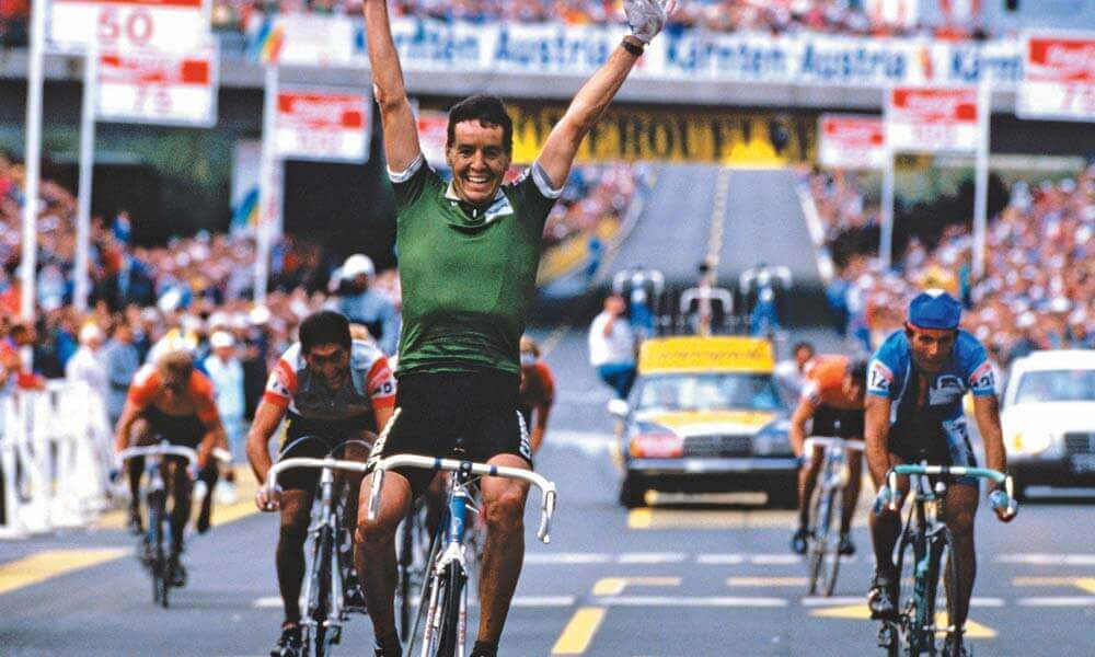 Triple Crown of Cycling Winners