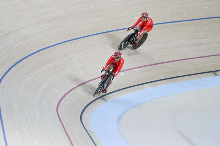 The Rules of Olympic Track Cycling