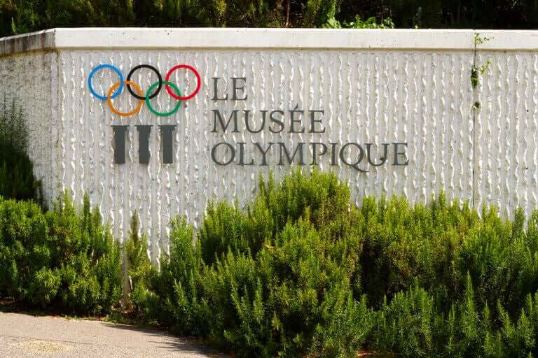 Discover the Olympic Museum in Lausanne